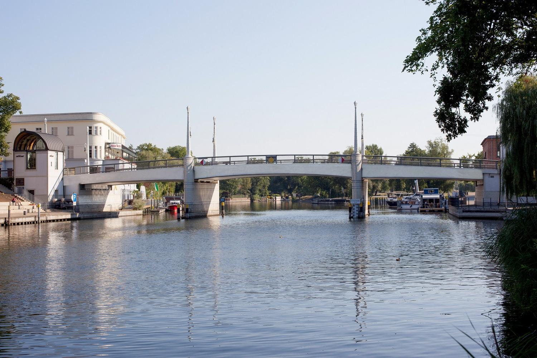 Brandenburg Jahrtausenbrücke