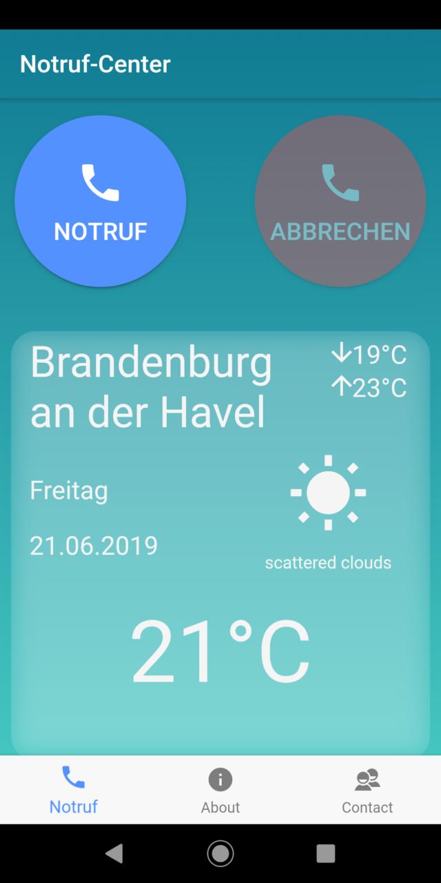 mobile HNR-App